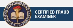 Certified Fraud Examiner